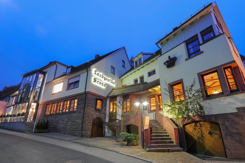 Landhotel Gasthof Krone in Eschental