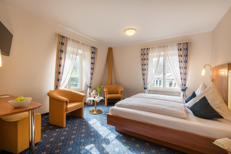 Hotel Schloss Doettingen Zimmer
