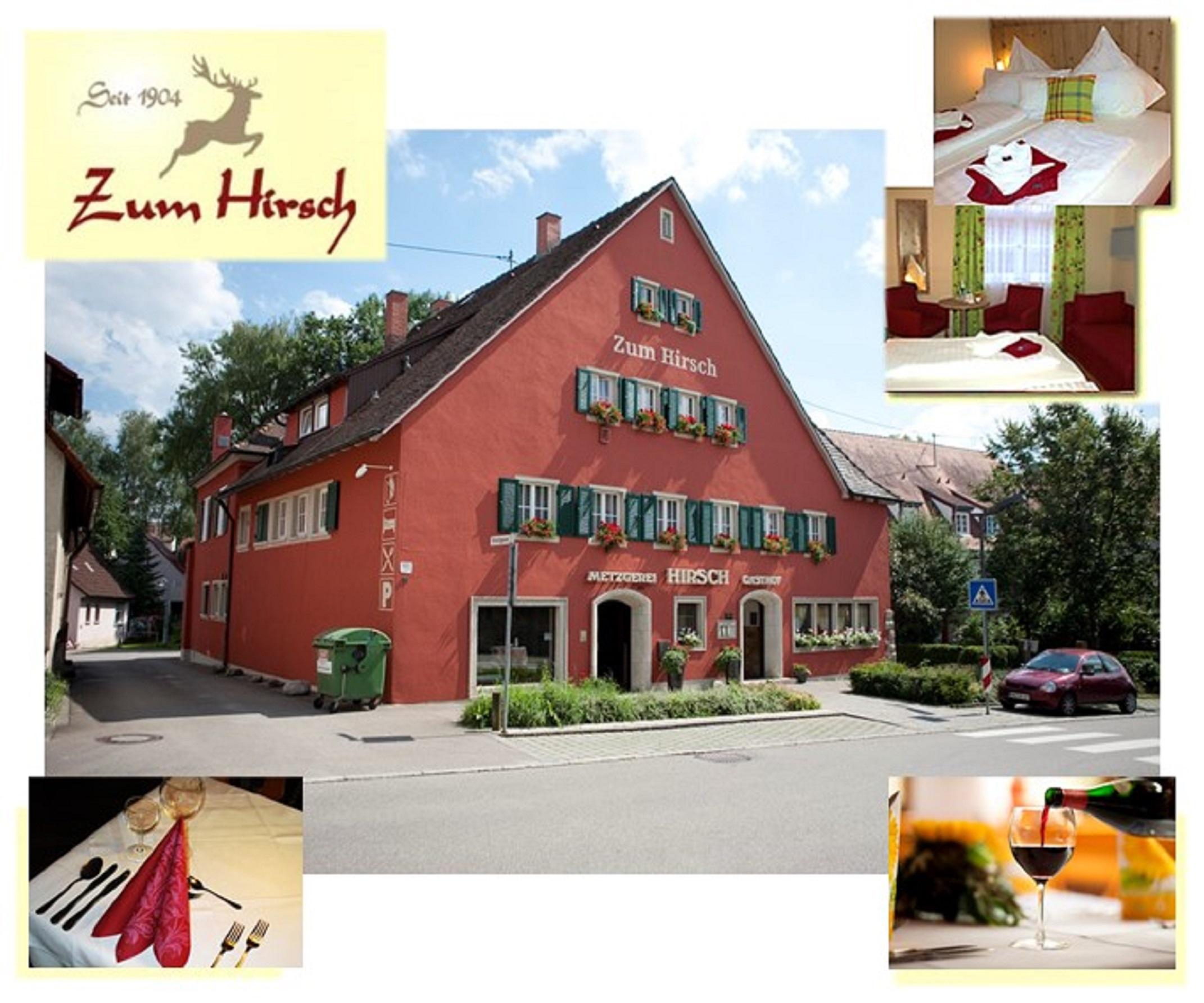 Hotel Schwäbisch Hall Zum Hirsch, zum-hirsch -hotel.de